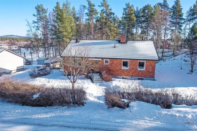 Bild: 4 rum villa på Backbergsvägen  43, Falu kommun