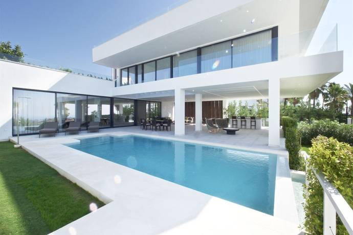 Bild: 7 rum villa på Villa i Benahavis, Alacant, Spanien Benahavis