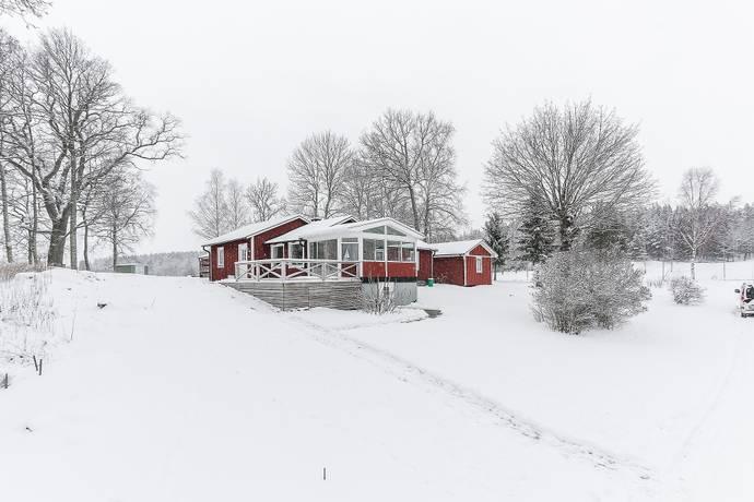 Bild: 4 rum fritidshus på Kulla Friberg  15, Enköpings kommun Friberg