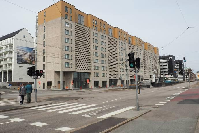 Bild: 2 rum bostadsrätt på Mölndalsvägen 87H, Göteborgs kommun Södra Centrum - Fredriksdal