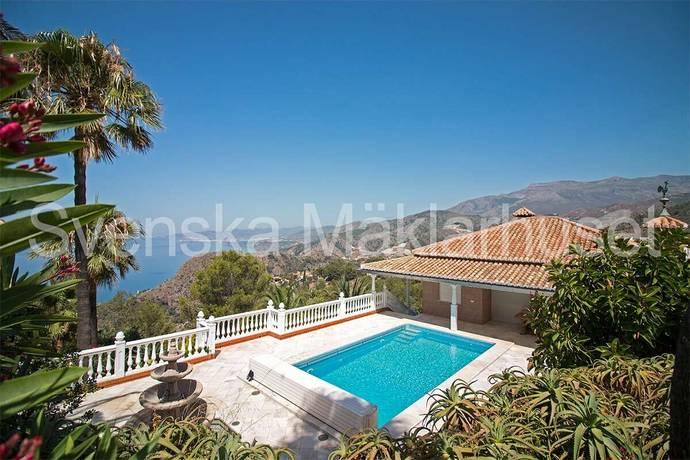 Bild: 6 rum villa på Cerro Gordo, Spanien