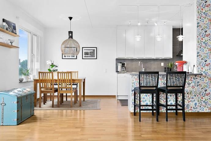 Bild: 3 rum bostadsrätt på Sannegårdsgatan 22, Göteborgs kommun Sannegårdshamnen