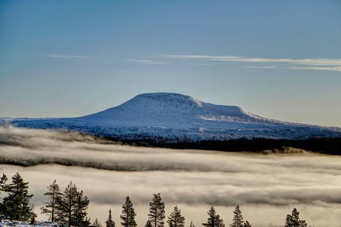 Bild: tomt på M11 - Merkurius - Idre Himmelfjäll, Älvdalens kommun Idre Himmelfjäll