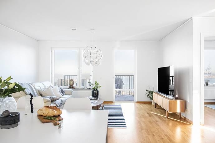 Bild: 3 rum bostadsrätt på Dockgatan 23, Malmö kommun Dockan