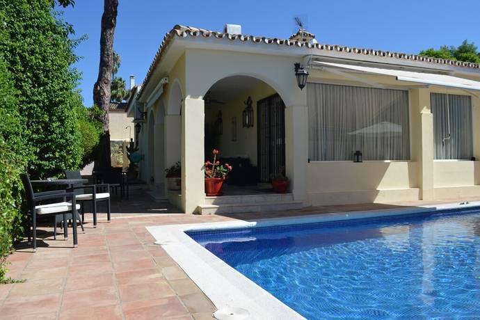 Bild: 5 rum villa på Vacker villa i Guadalmina!, Spanien Marbella - San Pedro Playa
