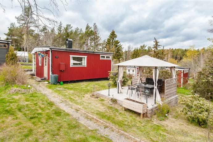Bild: 3 rum fritidshus på Horns väg 122, Haninge kommun Gålö - Kärrmaräng