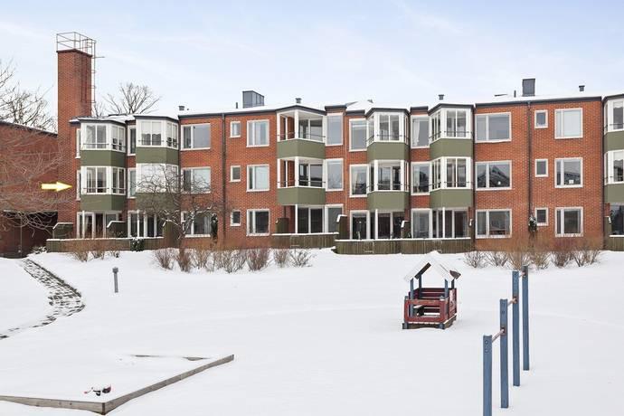 Bild: 2 rum bostadsrätt på Hedvägen 108C, Trelleborgs kommun Trelleborg