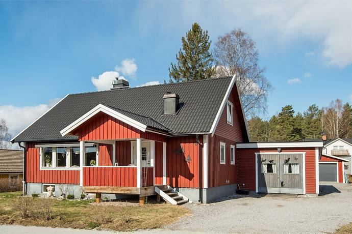 Bild: 4 rum villa på Duvvägen 9, Arvika kommun Solvik