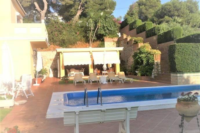 Bild: 6 rum villa på V5610-MA, Spanien Málaga