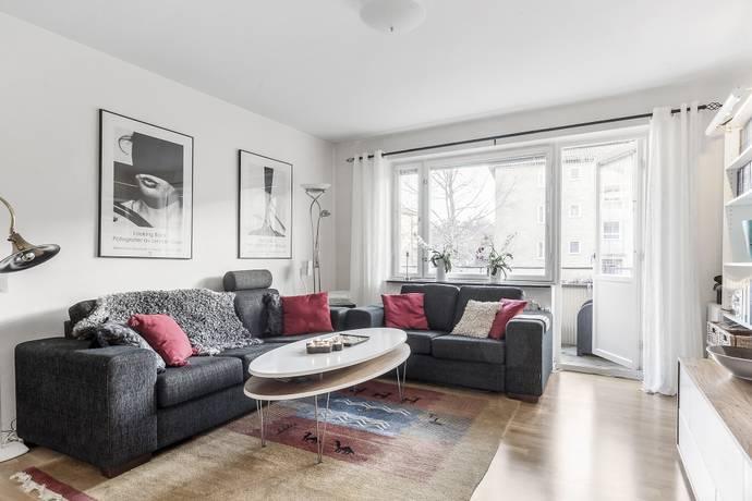Bild: 2 rum bostadsrätt på Träringen 13, Göteborgs kommun Björkekärr