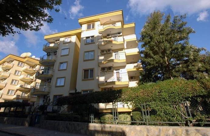 Bild: 3 rum bostadsrätt på Alanya Bilgehan Apartment A-15 id 3383, Turkiet Alanya