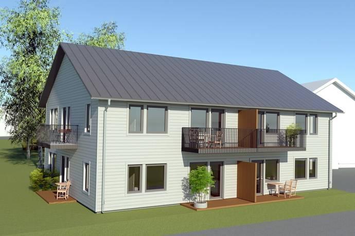 Bild: 1,5 rum bostadsrätt på Utmarksvägen 9, Umeå kommun Haga