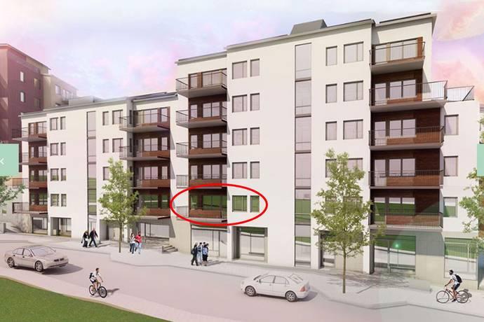 Bild: 3 rum bostadsrätt på Hovslagarevägen 11, 1tr, Sollentuna kommun Edsängen