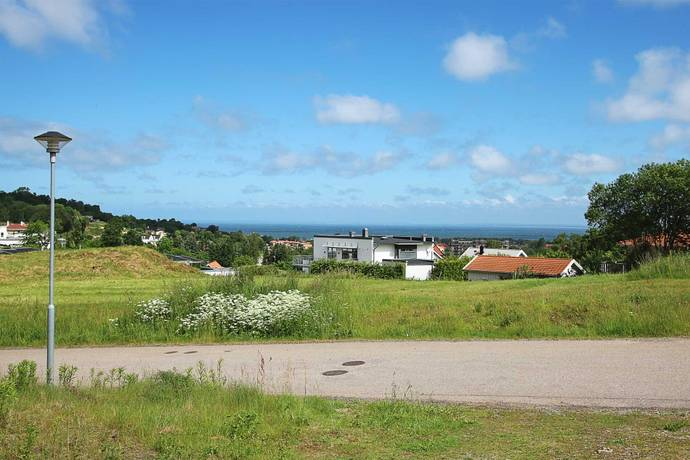 Bild: tomt på Äppledalsvägen, Båstads kommun Äppeldalen
