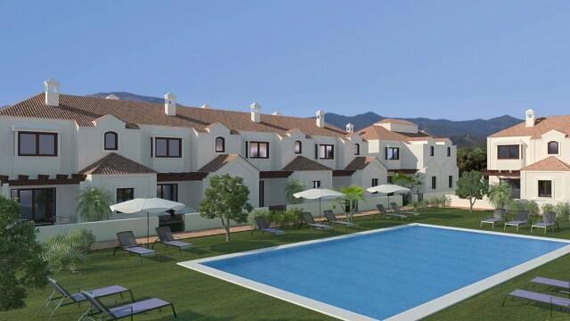 Bild: 5 rum villa på Villa i La Cala de Mijas, Málaga, Spanien La Cala de Mijas