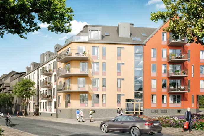 Bild: 4 rum bostadsrätt på Strandvägen, Sollentuna kommun Edsviken