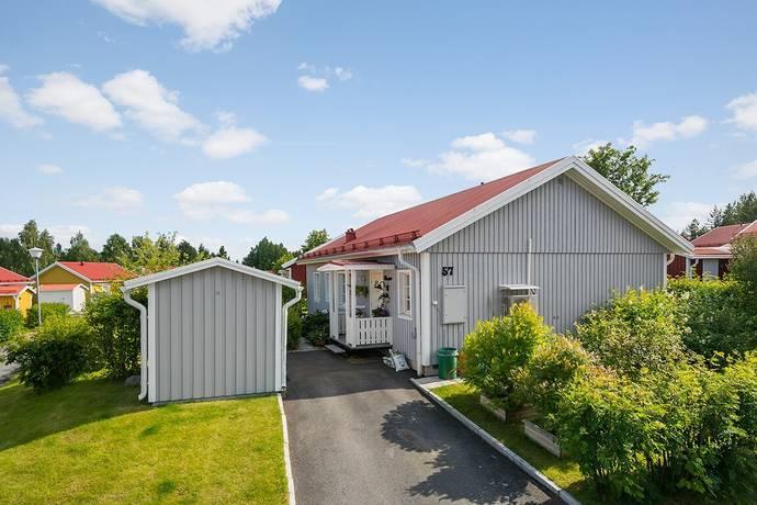 Bild: 4 rum bostadsrätt på Storgärdsvägen 57, Bodens kommun Sävast