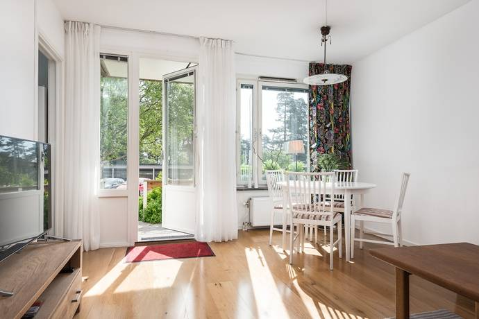Bild: 2 rum bostadsrätt på Baldersvägen 19 E, Sundsvalls kommun Haga