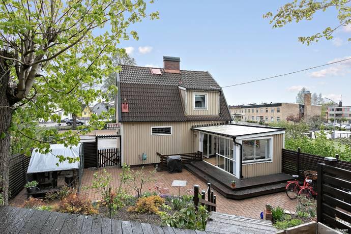 Bild: 4 rum villa på Valhallavägen 13, Örkelljunga kommun