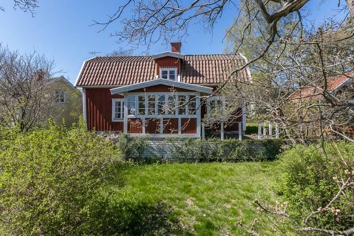 Bild: 3 rum fritidshus på Gesällgatan 7, Oskarshamns kommun Figeholm