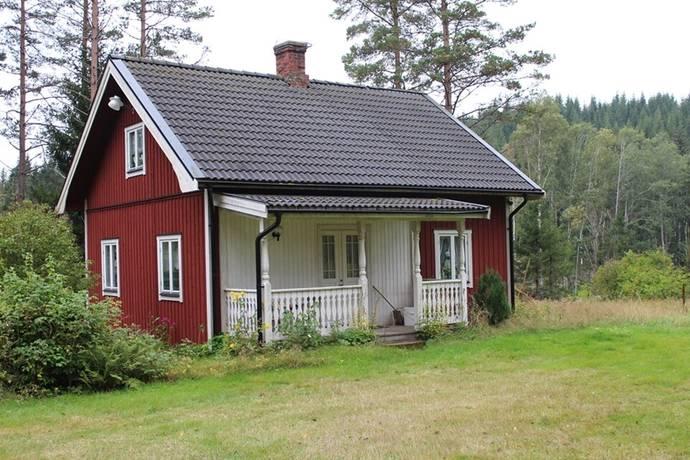 Bild: gård/skog på Åskogsbråten, Säffle kommun Långserud