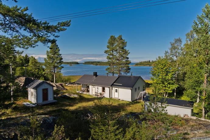 Bild: 4 rum fritidshus på Bjurön 63, Skellefteå kommun Bjuröklubb