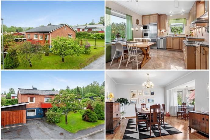 Bild: 6 rum villa på Magnus Huss väg 1, Härnösands kommun Härnön Geresta