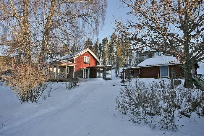 Bild: 4 rum villa på Lönnvägen 1, Gagnefs kommun Djurmo
