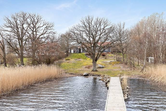 Bild: 5 rum villa på Ängholmsvägen 1, Karlskrona kommun Verkö