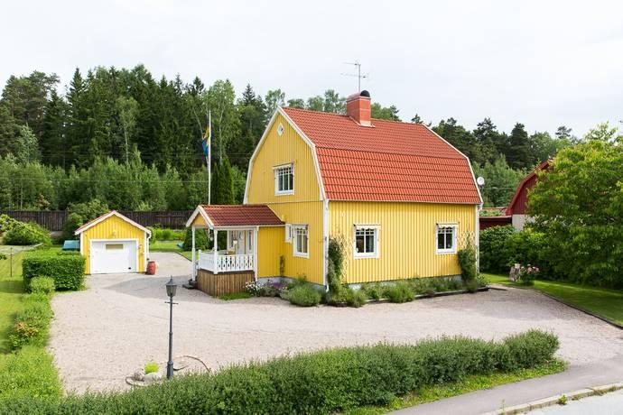 Bild: 4 rum villa på Boängsgatan 10, Enköpings kommun