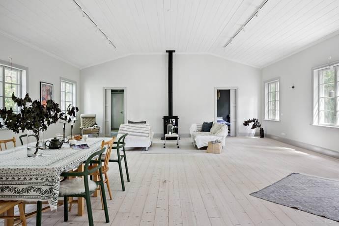Bild: 4 rum villa på Oslättforsvägen 216, Gävle kommun Oslättfors