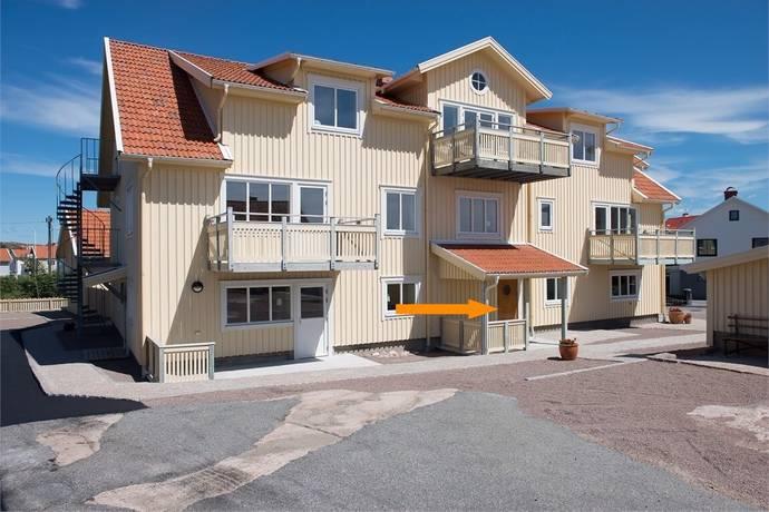Bild: 3 rum bostadsrätt på Änggatan 14, Sotenäs kommun Kungshamn
