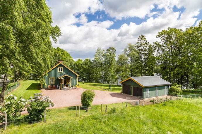 Bild: 5 rum villa på Broby Mannagården 1366, Östra Göinge kommun Broby