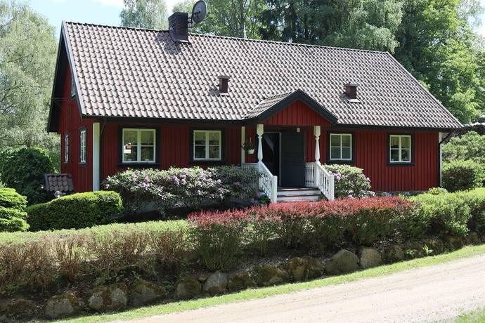 """Bild: 6 rum villa på """"Skogshyddan"""" Duvhult 13, Varbergs kommun"""