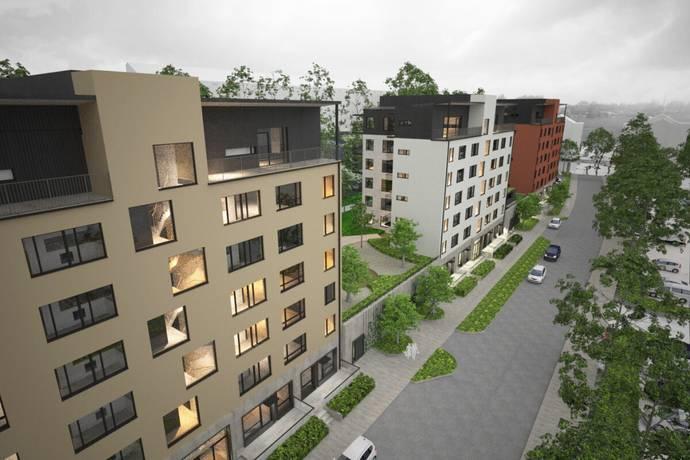 Bild: 4 rum bostadsrätt på Granängsvägen Lgh 221, Tyresö kommun Tyresö Centrum