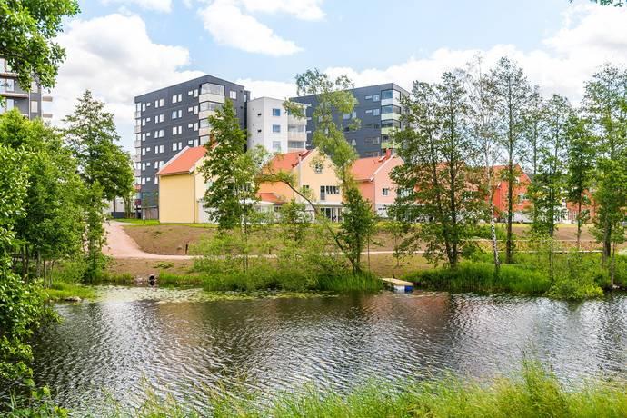 Bild från Brf Svartåpromenaden 3 - Fantastiskt läge intill Svartån!