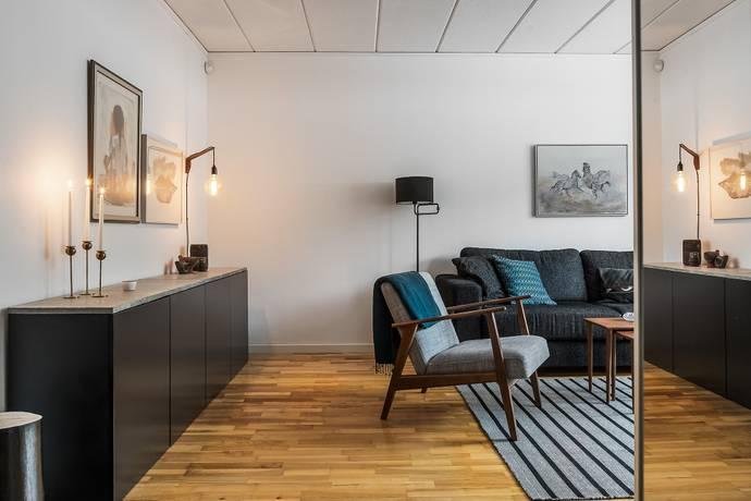 Bild: 5 rum radhus på Infanterigatan 44, Västerås kommun Viksäng