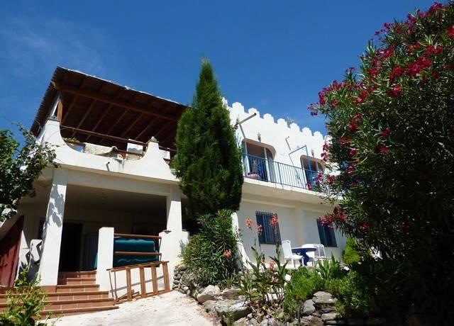 Bild: 5 rum villa på Vacker villa med fantastisk omgivning!, Spanien Nerja