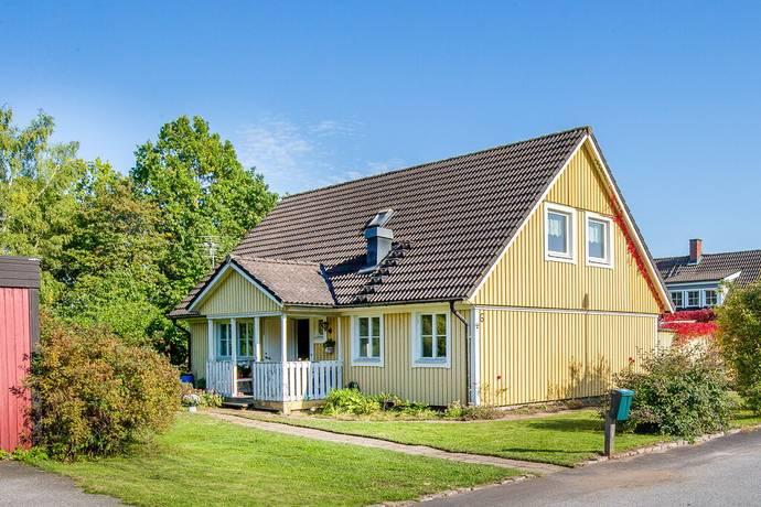 Bild: 6 rum villa på Ohiogatan 6, Västerviks kommun VÄSTERVIK
