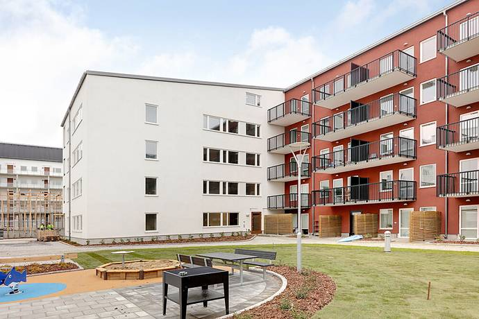 Bild: 2 rum bostadsrätt på Hugins Gränd 2, Malmö kommun HYLLIE