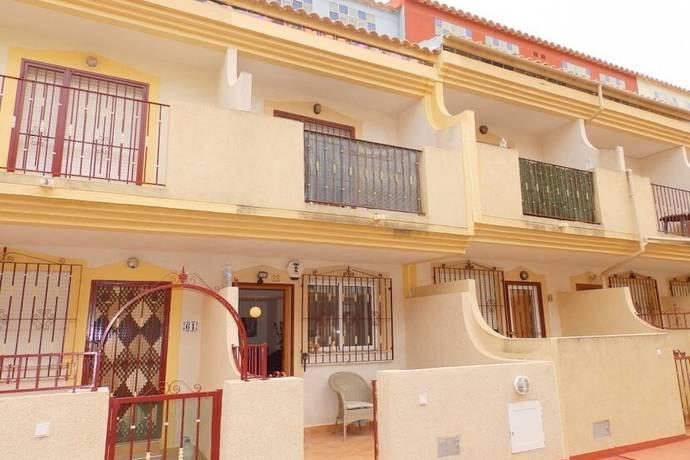 Bild: 4 rum radhus på Trädgård / Takterrass / Pool, Spanien Rymligt radhus