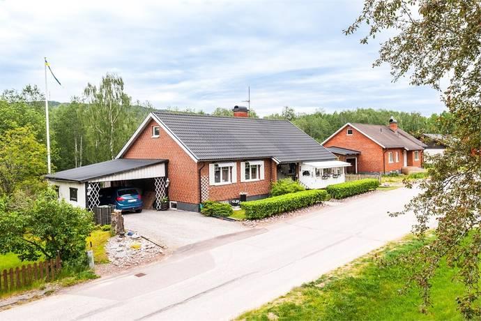 Bild: 4 rum villa på Hagälvsvägen 16, Hagfors kommun