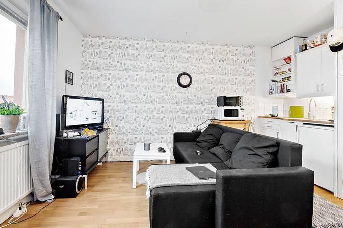 Bild: 1 rum bostadsrätt på Millåkersgatan 15, Mora kommun Mora centrum