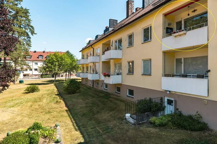 Bild: 2 rum bostadsrätt på Köpmansgatan 18, Gnosjö kommun Nissafors