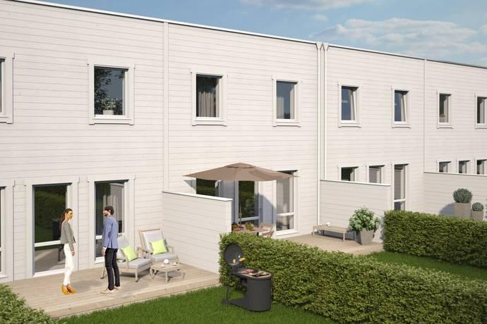 Bild: 5 rum bostadsrätt på Gullrisgatan 2C, Kumla kommun Kumla