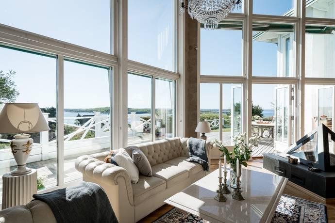 Bild: 6 rum villa på Södra Fyrljusvägen 16, Göteborgs kommun Hällsvik