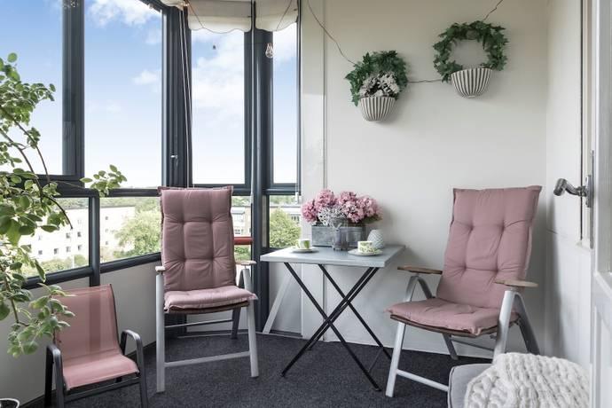 Bild: 3 rum bostadsrätt på Albinsrogatan 57, Malmö kommun Borgmästaregården