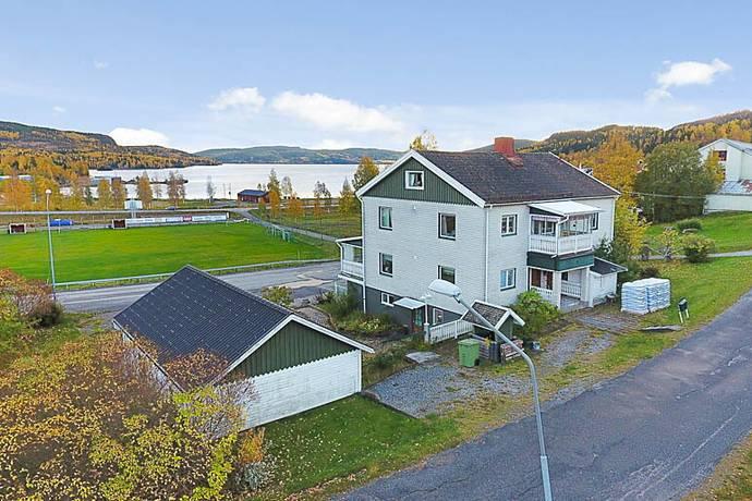 Bild: 10 rum villa på Järngatan 6, Kramfors kommun Docksta