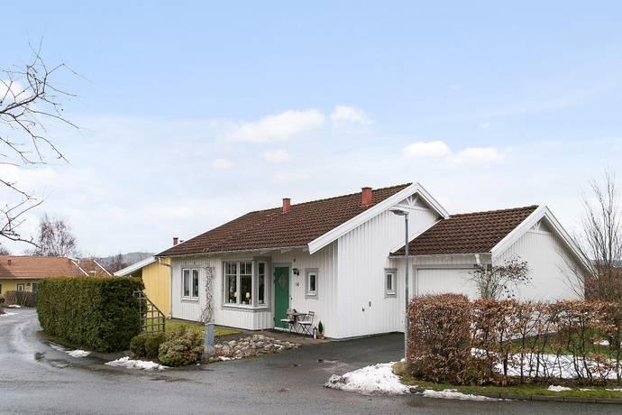 Bild: 4 rum villa på Strömstarevägen  14, Kungsbacka kommun Anneberg/Älvsåker