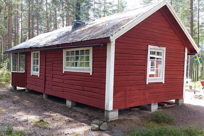 Bild: 1 rum fritidshus på Knon Korsnäs 13, Hagfors kommun Knon